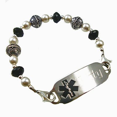 Upscale Medical ID Jewelry