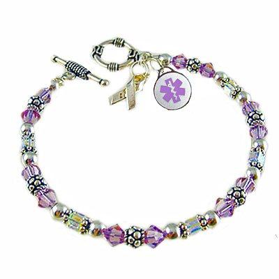 Creative Medical Id Alert Bracelets And Stylish Jewelry