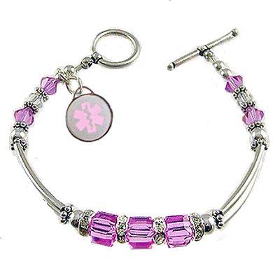 Boutique Ice Medical Charm Bracelets