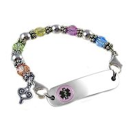 Fantasy Medical ID Bracelets Petite