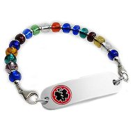 Color My World Petite Medical Bracelet