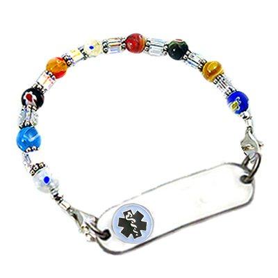 Confetti Petite Medical Bracelets