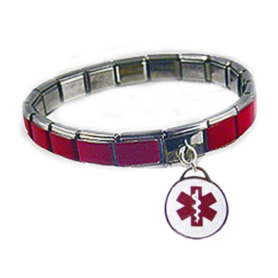 Medi-Charm Bracelet