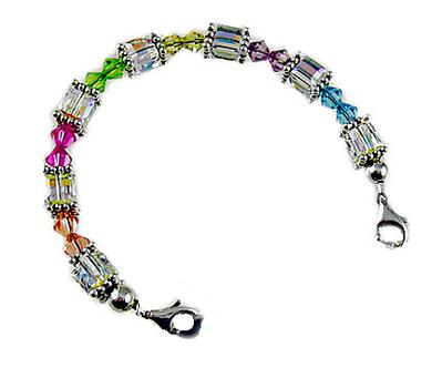 Pastel Crystal Ice Interchangeable Strands