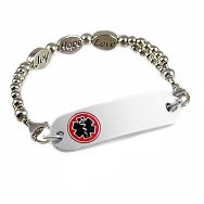 Silver Expressions Medical ID Bracelets