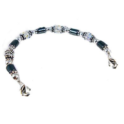 Serenity Hematite Interchangeable Strands