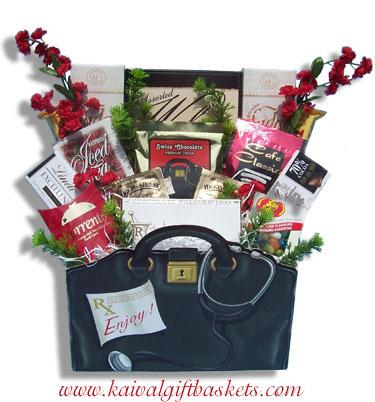 Feel Good Gift Basket
