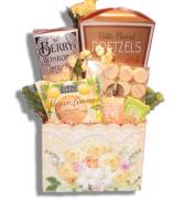 Bouquet Gift Basket