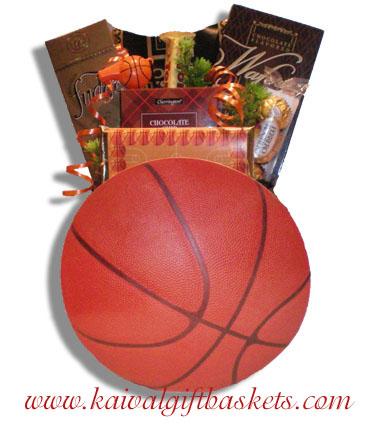 Basketball Gift Baskets Canada
