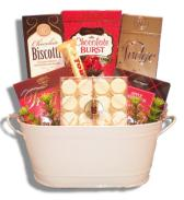 Blissful Gift Basket Victoria