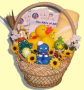 Buddies Baby Gift Basket Quebec