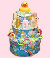 Care Bears Diaper Cakes
