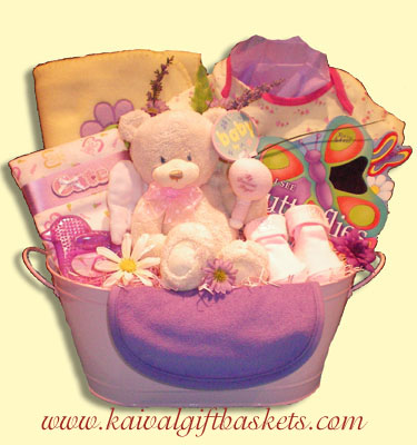 Cuddles Baby Gift Baskets