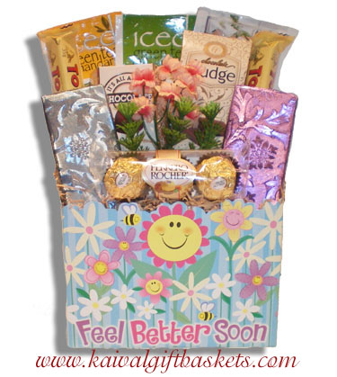 Feel Better Soon Gift Baskets Canada