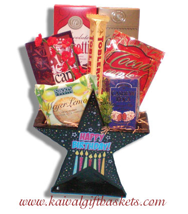 Happy Birthday Gift Basket Ontario