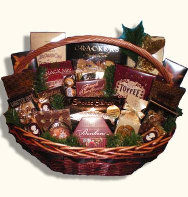 Impressions Gourmet Gift Basket