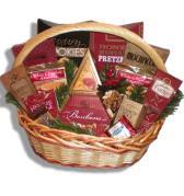 Indulgence Gourmet Gift Baskets Edmonton-Free Shipping Canada