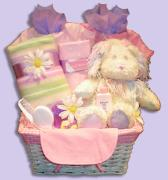 Little Lady Baby Gift Basket  Ontario, Canada