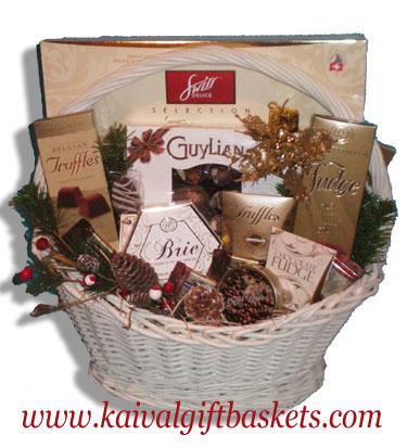 Luxurious Gift Basket