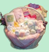 Nap Time Baby Gift Basket Canada