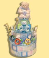 Precious Angel Diaper Cakes