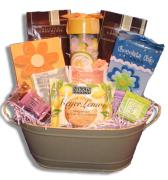 Springtime Birthday Gift Baskets Free Delivery