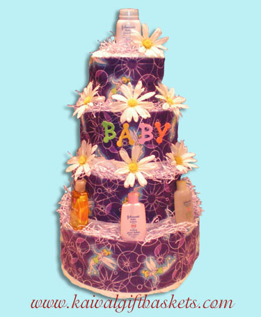 Tinkerbell Diaper Cakes Canada