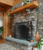 Fireplaces- Wood, Gas Only & Custom/ Specialty