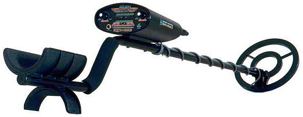 Bounty Hunter Metal Detector - Quick Draw II