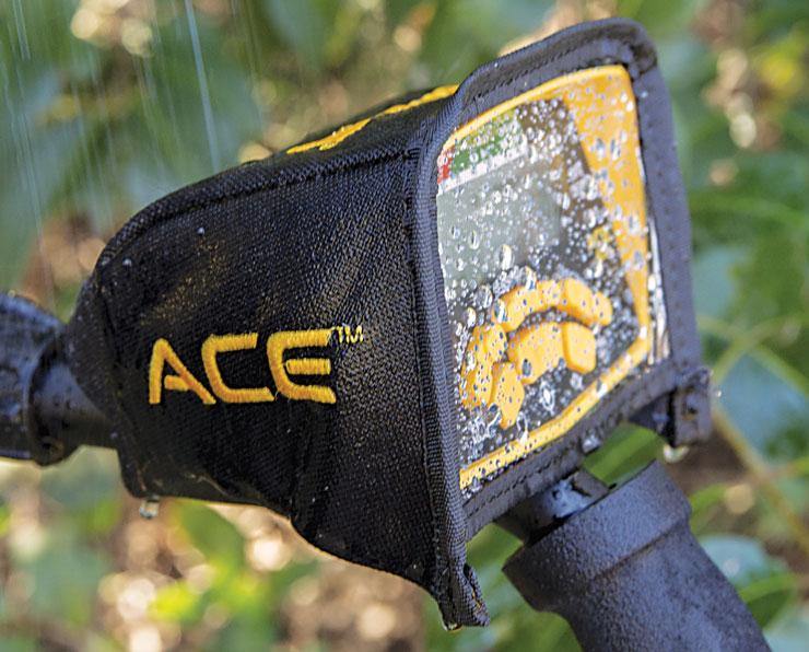 garrett ace 300 detector