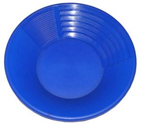 Pioneer Blue Gold Pan