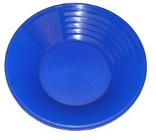 Pioneer Blue Gold Pan