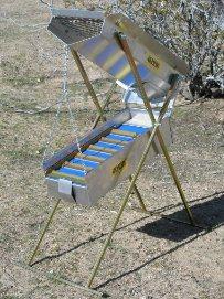 Gold Buddy Vibra-Lite Pony Drywasher