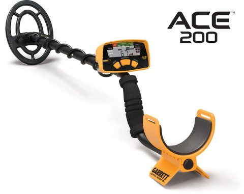 Ace 200 metal detector