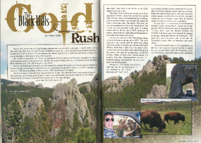 Black Hills Gold Rush