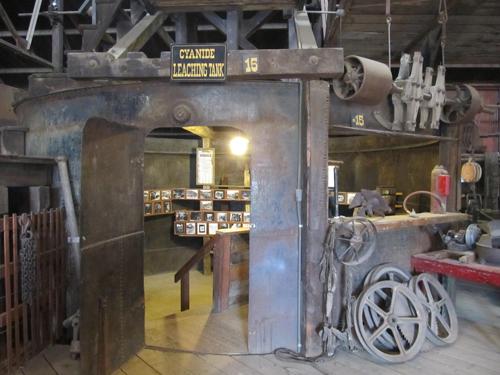 Argo Mill tour