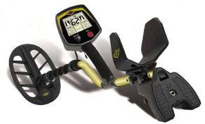 Fisher metal detector
