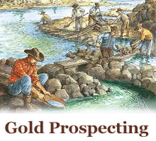 gold prospecting equipment