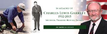 Charles Garrett obituary