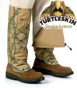 Turtleskin snake armor