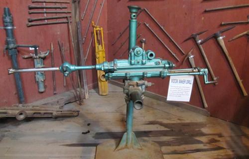 widow maker drill