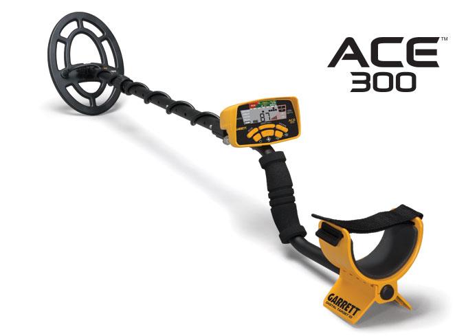 Ace 300 metal detector