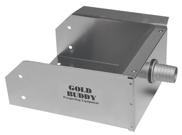 Sluice Header Box