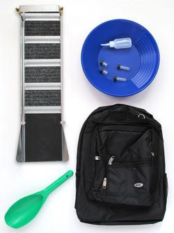 Backpack Prospecting Kit
