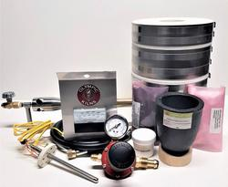 Deluxe Microwave Gold Smelting Kiln Kit