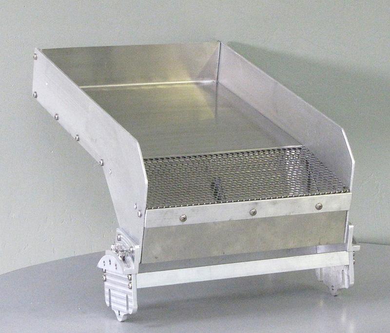 High Bank Attachment for 12 inch Gold Well Vortex Sluice