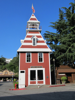 Auburn Firehouse