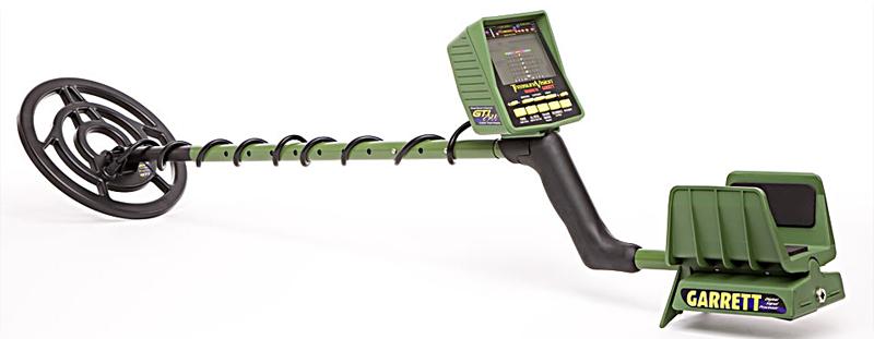Garrett GTI 2500 Metal Detector