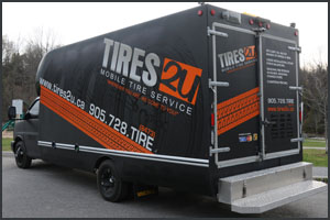 Mobile Tire Service - Tires in Oshawa and Durham Region