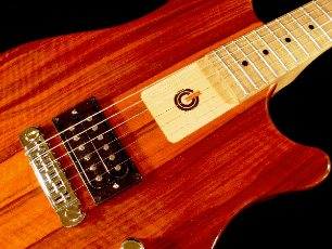 Guilford Guitars, Wood Parts and Materials are the best! - Models